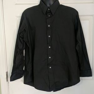 Christian Dior Black Dress Shirt